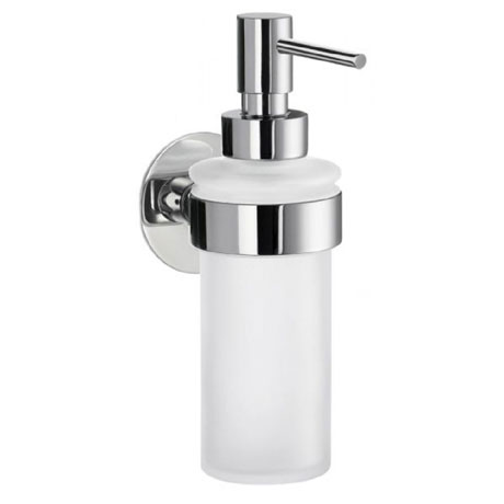 Smedbo Time Wall Mounted Soap Dispenser - Polished Chrome - YK369