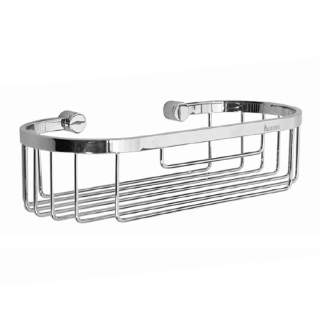 Smedbo Time Soap Basket - Polished Chrome - YK374