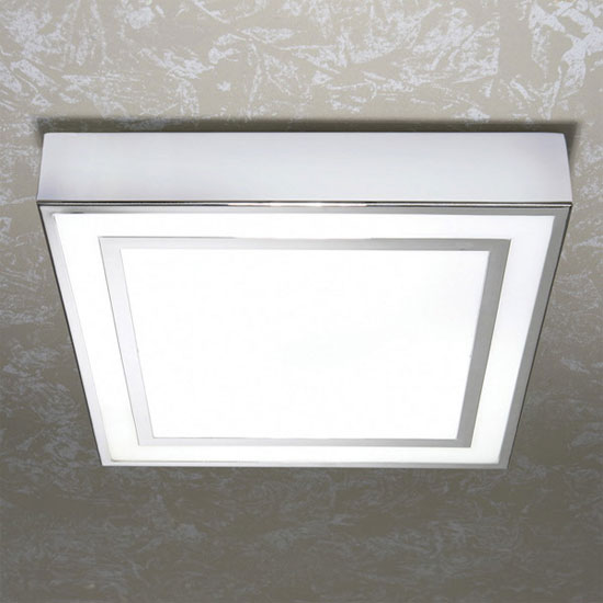HIB - Yona Square Ceiling Light - 0660 Large Image