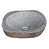 Yellow River Natural Stone Basin 0TH - YR001 profile small image view 1