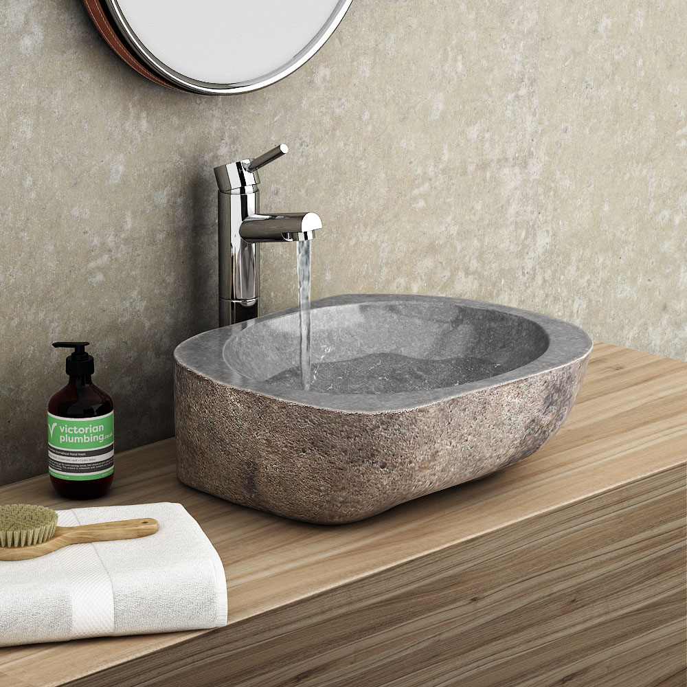 Yellow River Natural Stone Basin 0TH - YR001
