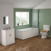 Traditional Bathroom traditional bathroom suites | victorian plumbing uk