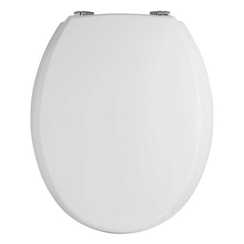 York Traditional White BTW WC Unit with Pan & Seat Profile Large Image