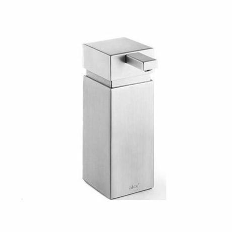 Zack Xero Soap Dispenser - Stainless Steel - Large Head - 40016