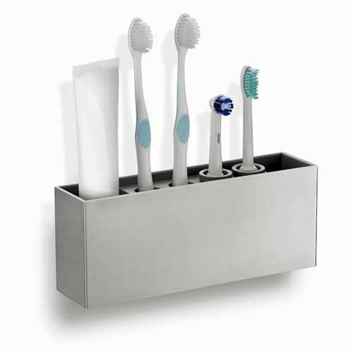 Zack - Xero Toothbrush Holder - 40020-Z Large Image