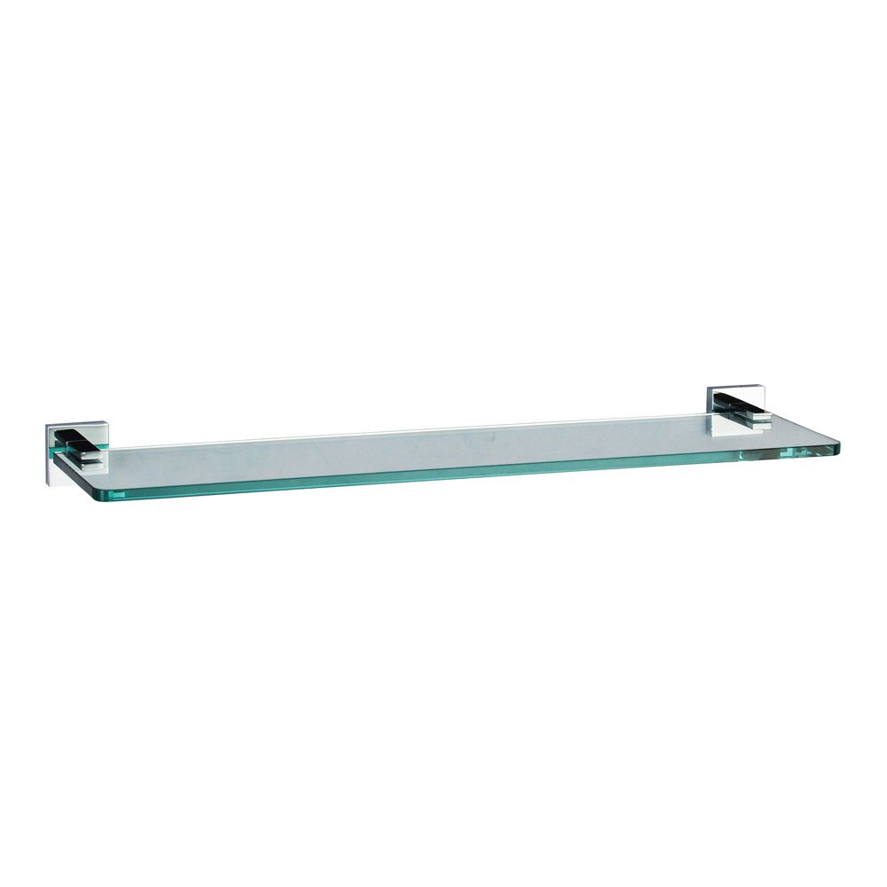 Crosswater Zeya Floating Glass Shelf