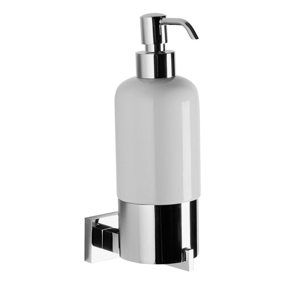 Crosswater - Zeya Ceramic Soap Dispenser - ZE011C profile large image view 1