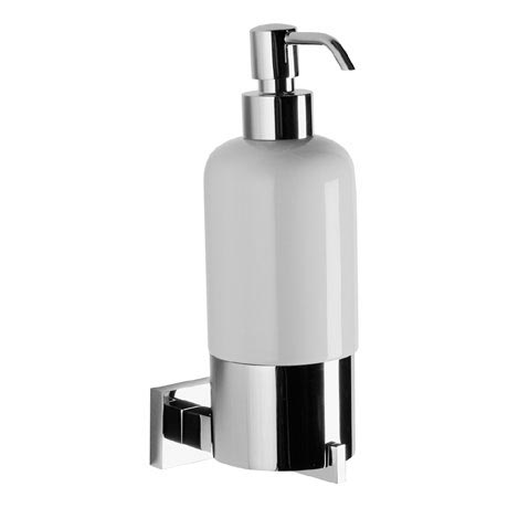 Crosswater - Zeya Ceramic Soap Dispenser - ZE011C
