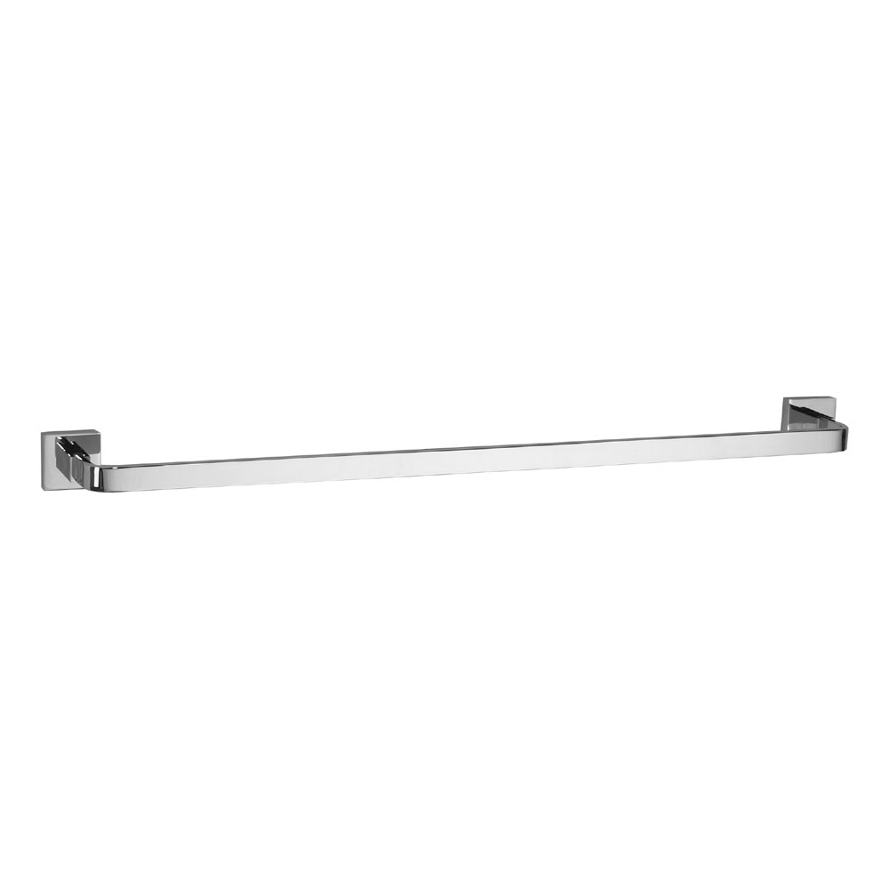 Crosswater - Zeya 600mm Single Chrome Towel Rail - ZE015C Large Image