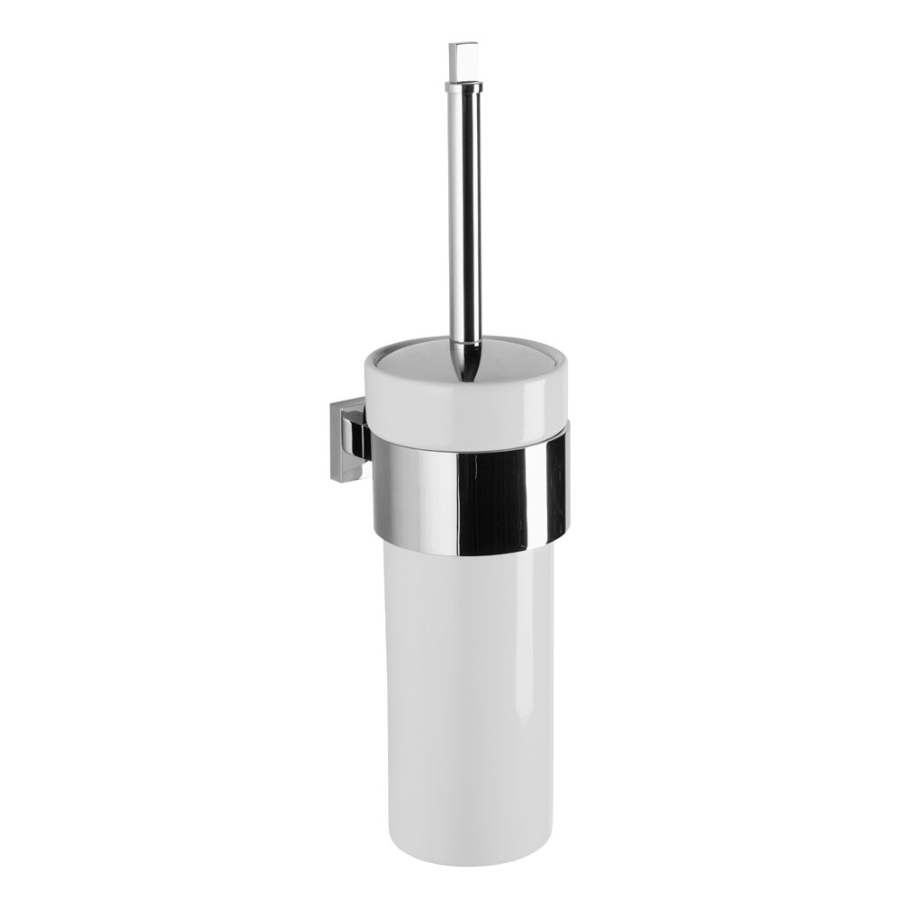Crosswater - Zeya Toilet Brush Holder - ZE025C Large Image