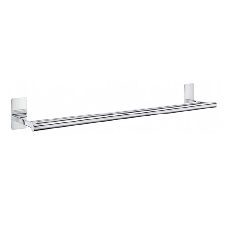 Smedbo Pool Double Towel Rail - Polished Chrome - ZK3364