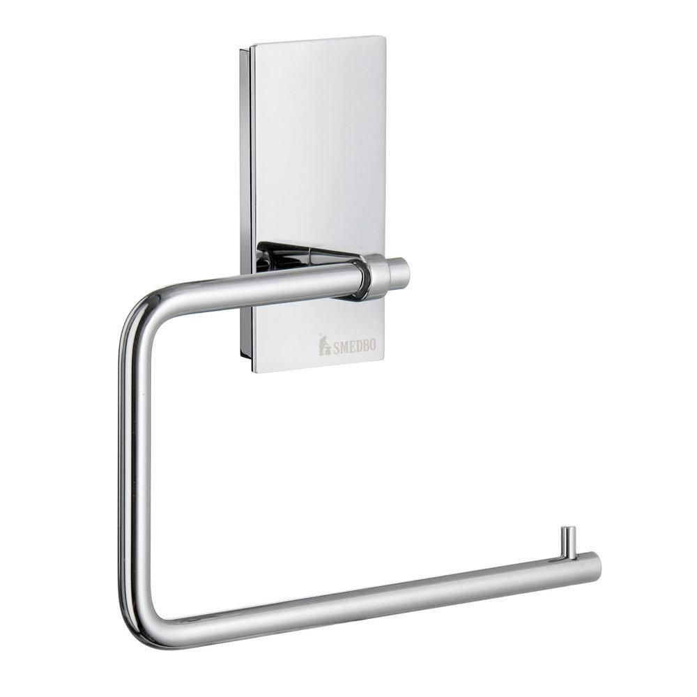 Smedbo Pool Toilet Roll Holder - Polished Chrome - ZK341 Large Image