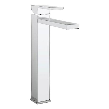 Crosswater - Zion Tall Monobloc Basin Mixer - ZN112DNC