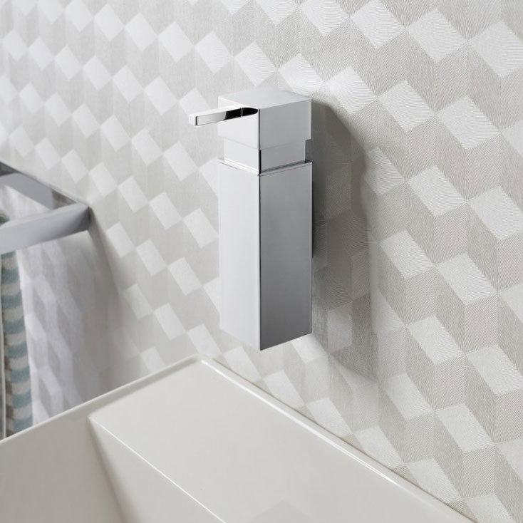 Crosswater - Zest Soap Dispenser - ZT011C Profile Large Image