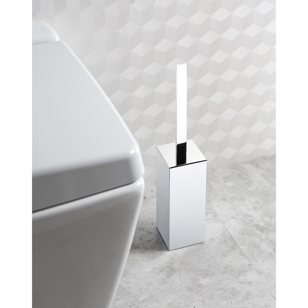 Crosswater - Zest Toilet Brush Holder - ZT025C Profile Large Image