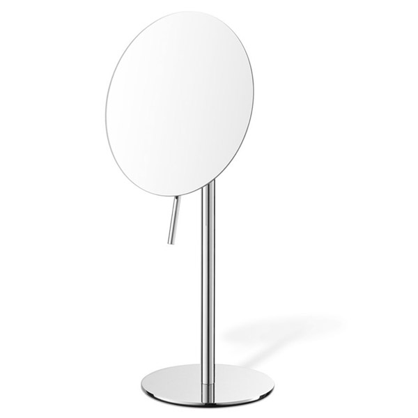 Zack - Avio Stainless Steel Cosmetic Mirror - 5x magnification - 40075 profile large image view 1