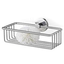 Zack - Scala 23.5cm Stainless Steel Shower Basket - 40084 Medium Image