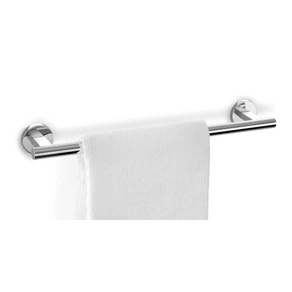 Zack - Scala 45cm Stainless Steel Towel Rail - 40056 Large Image