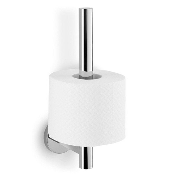 Zack - Scala Stainless Steel Spare Toilet Roll Holder - 40053 Large Image