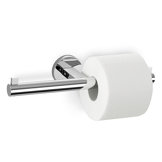 Zack - Scala Stainless Steel Double Toilet Roll Holder - 40052 profile large image view 1