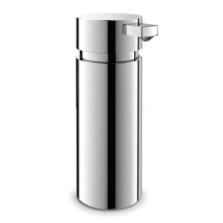 Zack - Scala Stainless Steel Soap Dispenser - 40079