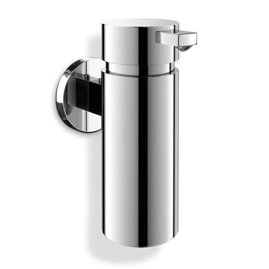zack scala stainless steel wall mounted soap dispenser 40080 at victorian plumbing uk. Black Bedroom Furniture Sets. Home Design Ideas