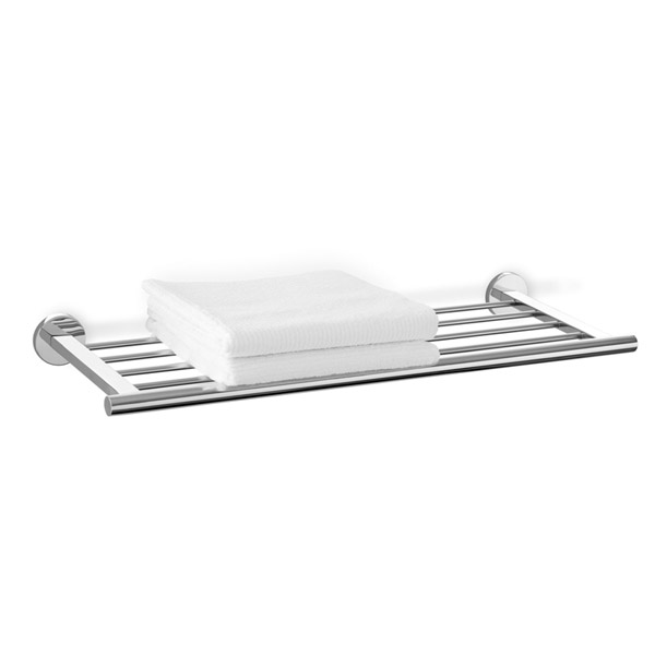 Zack - Scala Stainless Steel Towel Shelf - 40065 profile large image view 1