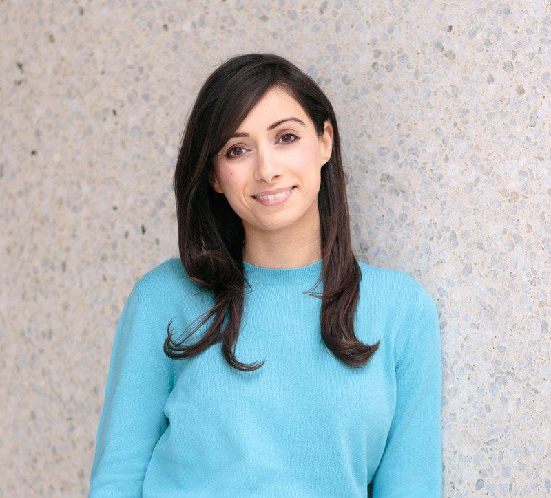 Aneeqa Khan - Alison Cork's Inspirations