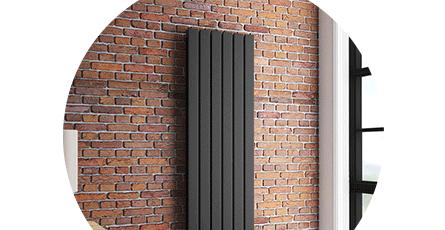 anthracite radiators