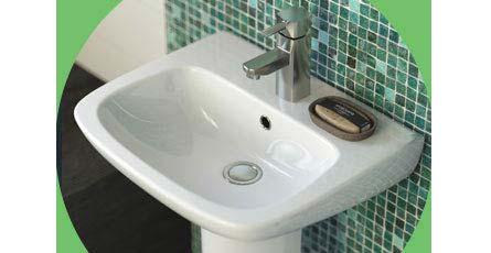 modern basins banner image