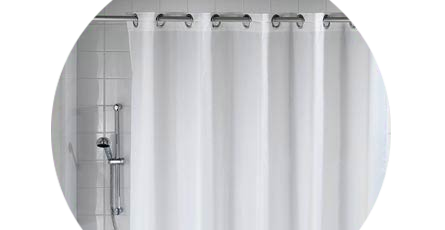 bathroom curtains banner image