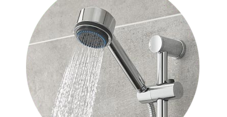 Shower Handsets Banner Image