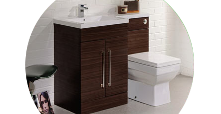 valencia bathroom furniture range