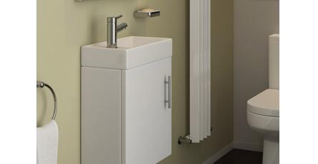 wall hung vanity unit
