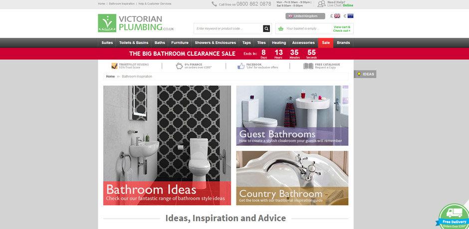 Victorian Plumbing Bathroom Inspiration Blog