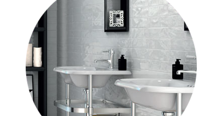 bathroom wall tiles banner