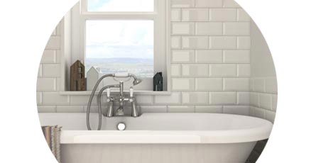 bathroom tiles banner image