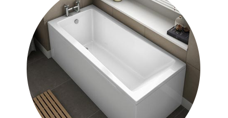 Big small baths from under 100 victorian plumbing for Small baths 1300