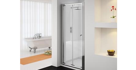 bi-fold shower doors banner