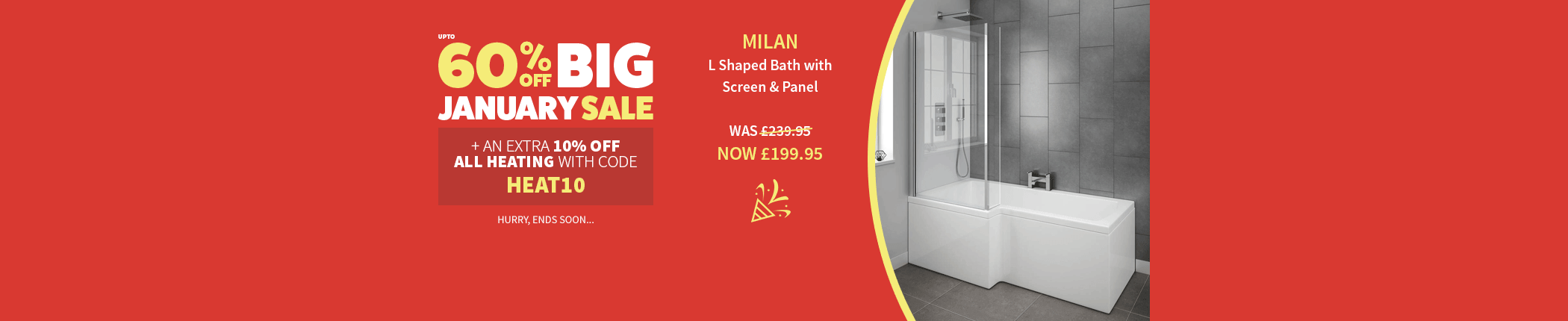 The biggest Bathroom City Sale Ever! Bathroom suites, baths, toilets, showers, basins & storage - every bathroom item you need is available in Bathroom City's Mega Sale. s of products to buy in-store, get a bargain Half Price bathroom suite in our best ever bathroom suite .