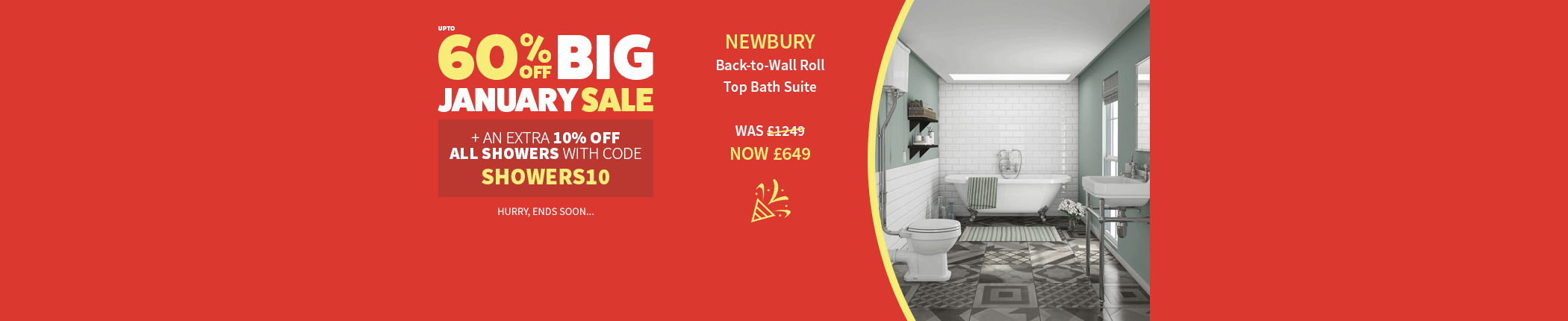 big-january-sale-hudson-newbury-back-to-wall-roll-top-bath-suite-countdown-jan17-hbnr