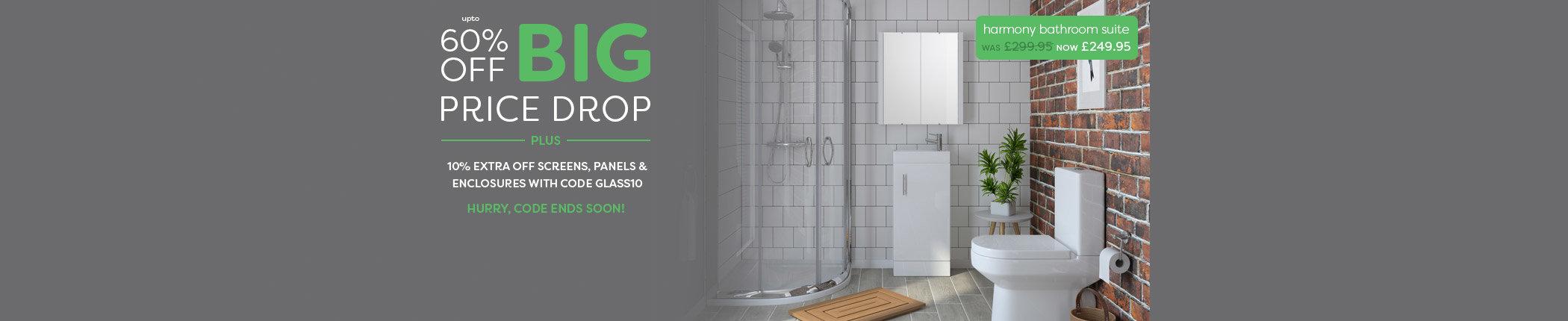 big-price-drop-10off-enclosures-harmony-bathroom-suite-countdown-aug17-hbnr