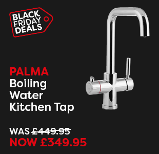 Palma Boiling Water Kitchen Tap