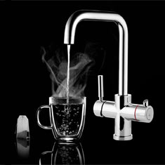Instant Boiling Water Taps