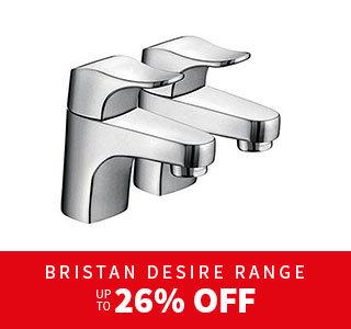 Bristan Desire Range Sale