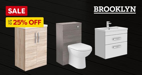 Brooklyn Bathroom Furniture