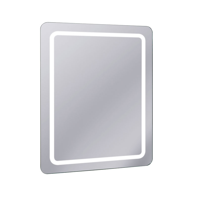 Bauhaus - Celeste 80 LED Back Lit Mirror with Demister Pad - MF8060B profile large image view 1