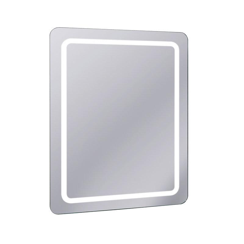 Bauhaus - Celeste 80 LED Back Lit Mirror with Demister Pad - MF8060B Large Image