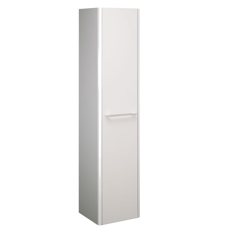 Bauhaus - Celeste Tower Unit - White Gloss - CL3516FWG Large Image