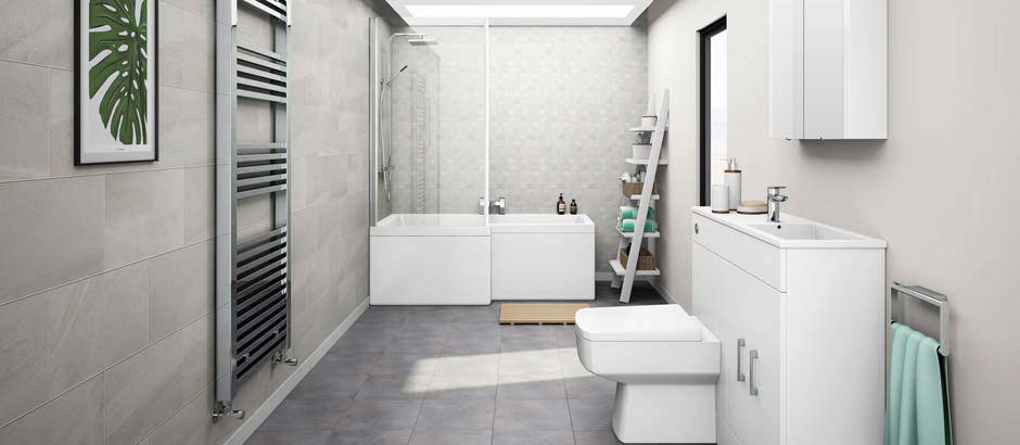 Cello Family Bathroom Suite